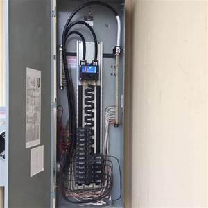 200 Amp Panel Eaton Wiring Diagram Installation