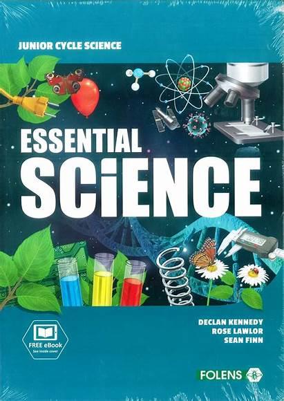 Science Essential Textbook Workbook Junior Cycle Student