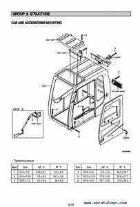 Hyundai R300lc7 Crawler Excavator Workshop Manual Pdf Download
