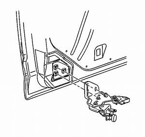 Chevy Express Sliding Door Diagram