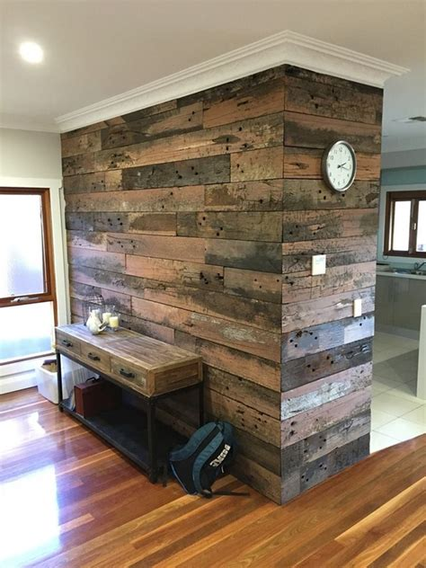 how to build a timber feature wall picture