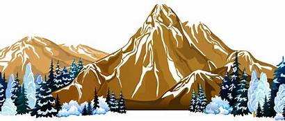 Mountain Clipart Transparent Pahar Icon Background Without