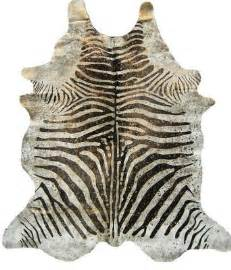 Cowhide Rugs Nyc by Zebras Nyc And Gold On