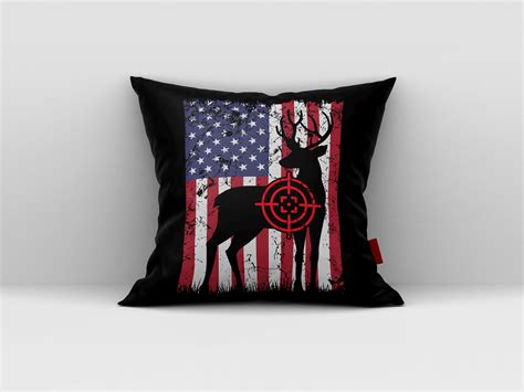 These files in svg, dxf, eps, png formats. Deer Hunting American Flag SVG Design,American Flag svg ...