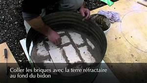 Fabriquer Un Barbecue Avec Un Bidon : construction du four bidon youtube ~ Dallasstarsshop.com Idées de Décoration