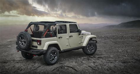 2017 Jeep Wrangler Rubicon Recon Isn't Afraid To Play In
