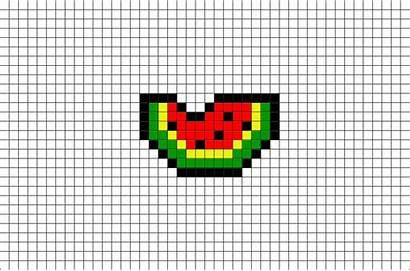 Google Pixel Dessin Facile Melon Petit Point