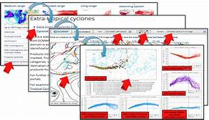 Extratropical Cyclone Diagrams