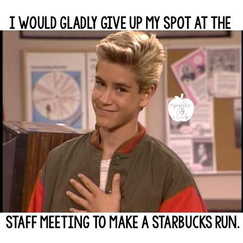 Staff Meeting Meme - teacher memes apples and abc s