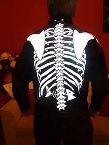 Bones Hi Vis Waterproof Cycling Jacket Black Foska Com