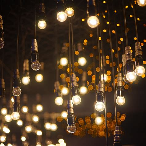 4k Light Bulb Wallpapers High Quality