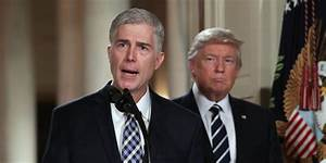 Trump selects as Neil Gorsuch his nominee to the Supreme ...