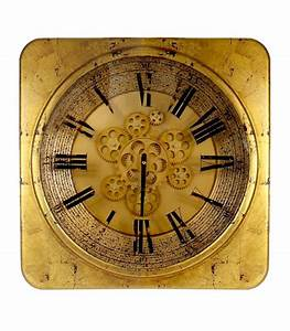 Grosse Pendule Murale : elegant horloge murale with grosse horloge murale ancienne ~ Teatrodelosmanantiales.com Idées de Décoration