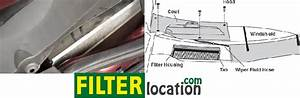 Saturn Vue Cabin Air Filter Location