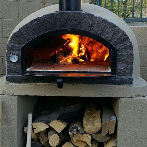 authentic pizza ovens brazza brick wood burning pizza