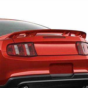Remin® - Ford Mustang GT 2010-2014 Factory Style Rear Spoiler