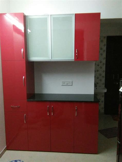 modular kitchen wall cabinets best 25 crockery cabinet ideas on black 7833