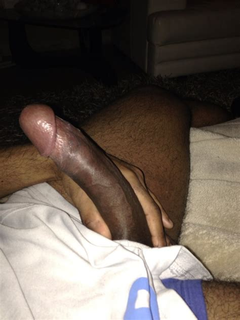 Big Black Dick Cums Pussy