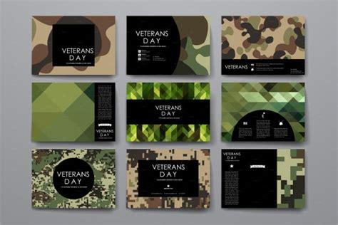 military business cards psd ai vector eps
