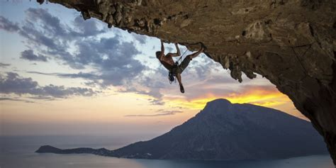 How Rock Climbing Does Your Mind Body Good