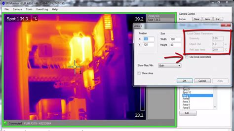 Setting up your FLIR A310 Thermal Imaging Camera using ...