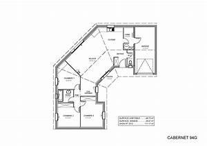 Plan Maison U : plan de maison en u ouvert ~ Melissatoandfro.com Idées de Décoration