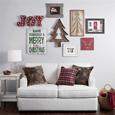 diy christmas wall decor ideas  pinterest
