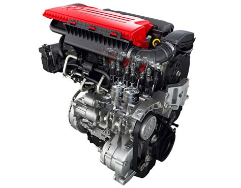 Multi Air Engine by The Fiat 500 S Multiair Engine Of The Month