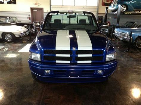 Sell Used Dodge Ram Indy Pace Truck Hailey
