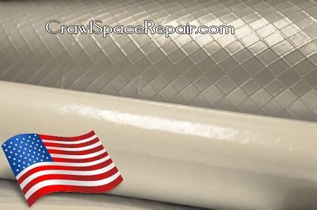 20 Mil Crawl Space Vapor Barrier Home Depot