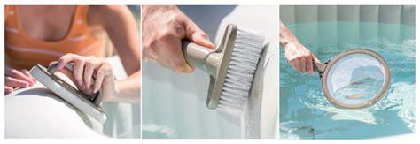 entretien spa intex kit de nettoyage pour spa intex gonflable piscine center net