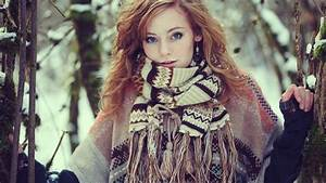Girl Winter Fashion wallpaper | 1920x1080 | #19804