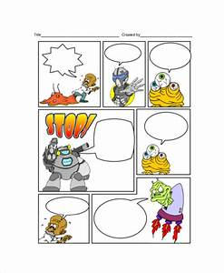 blank comic strip with speech bubble wwwpixsharkcom With comic strip bubble template