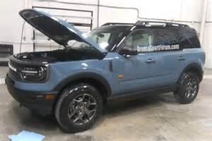 2021 Ford Bronco U0026 39 S Paint Colors Leak  Appear Appropriately