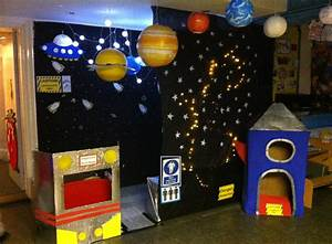 Outer Space Classroom Role-Play Area Photo - SparkleBox ...