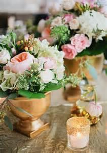 Rose Gold and Blush Wedding Ideas