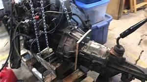 Supertruck  Plywood Transmission Adapter Plate