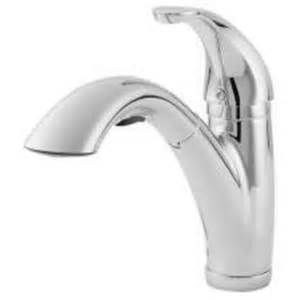 price pfister kitchen faucet sprayer repair price pfister price pfister lg534 7cc single handle kitchen faucet parisa polished chrome