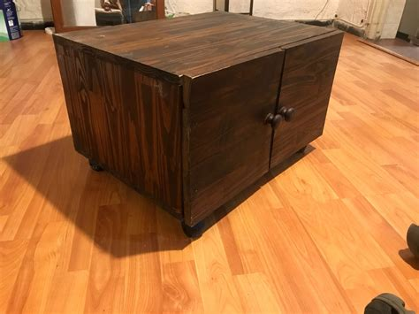 mueble bajo mesada cocina de madera maciza  en