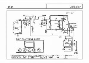 Gibson G50a Amplifier Schematic Service Manual Free
