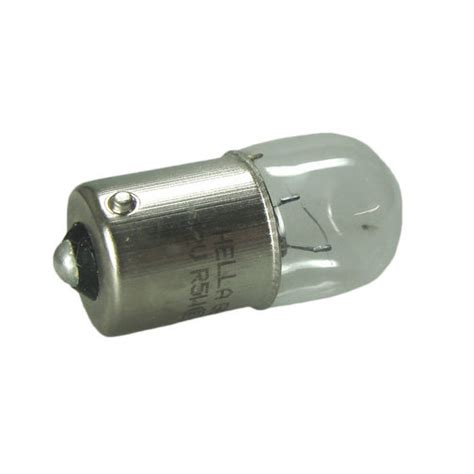 incandescent 12v 5w small bayonet ba15s bulbs