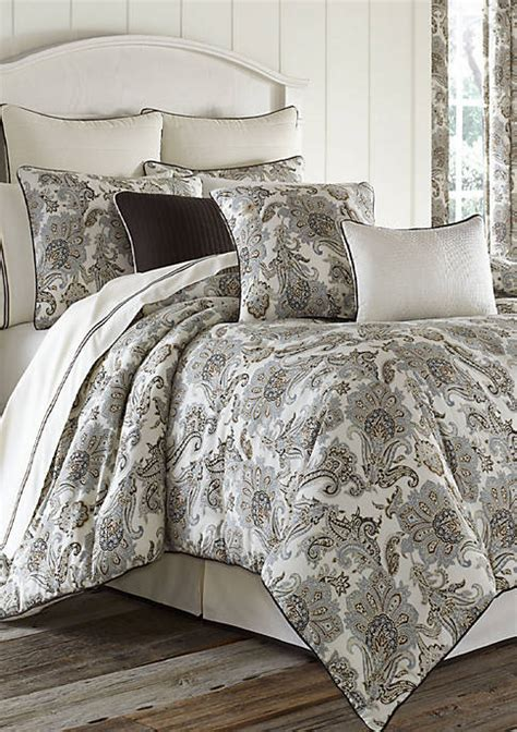 35314 new belks bedding quilts croscill nathaniel comforter set belk
