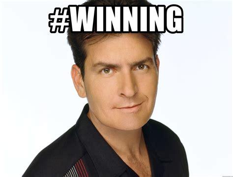 Winning Meme Winning Sheen Hi Res Meme Generator