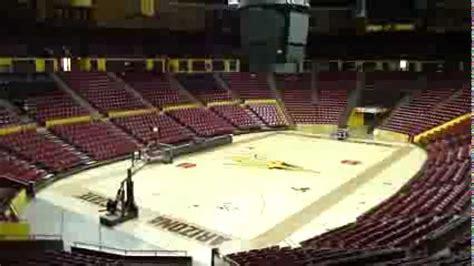 arizona state basketball arena youtube