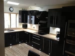 kitchen 4 d1kitchens the best in kitchen design black hi gloss acrylic kitchen d1kitchens the best in