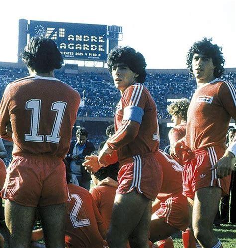 Fussball nacional vs argentinos jrs live stream : Diego (Argentinos Juniors,1980) | Futbol argentino ...