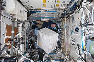 Inside the ISS Space Station - Pics about space