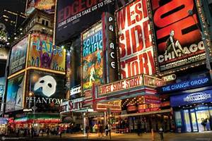 Travel Information Center For Adventurer: Theater District ...