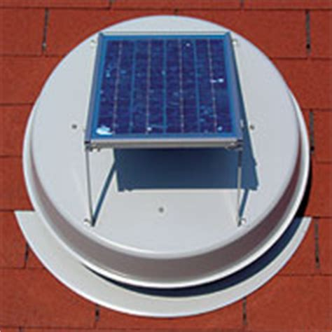how does an attic fan work how natural light solar attic fans and attic venting work