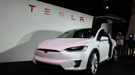 Newest Model by Tesla Launched It S Newest Suv Model X Washingtonian Post